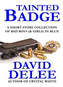 TAINTED BADGE EBook cover